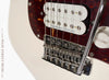 Deluxe Lonestar Strat - front bridge