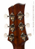 Leo Posch MGA-RW Acoustic guitar - head back