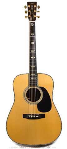 Martin Acoustic Guitars - 1922 D-45