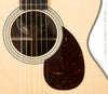 Collings OM2H Custom - soundhole detail