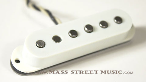 Don Grosh Pickups - 60's Vintage Strat Bridge w/Base Plate