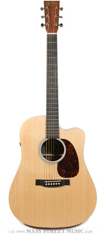 Martin Acoustic Guitars - DCPA5