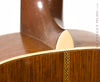 Martin 1926 00-28 Acoustic Guitar - heel close
