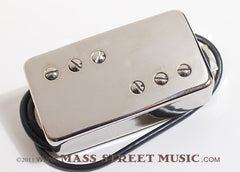 Lindy Fralin Guitar Pickups -  P92, 8000 Turns, 2 Conductor - Nickel