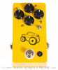JHS 4 Wheeler Bass Fuzz - top