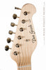 Don Grosh Electric Guitars - Retro Classic Hollow T Standard - Mary Kay White