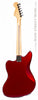 Fender Blacktop Jaguar B90 Red - back