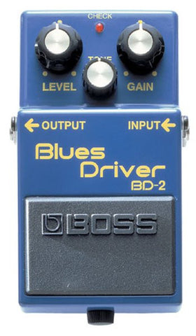 BOSS BD-2 - top
