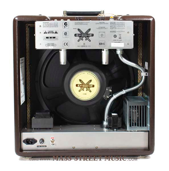 excelsior pawn shop special tube amp mass street music store. Black Bedroom Furniture Sets. Home Design Ideas