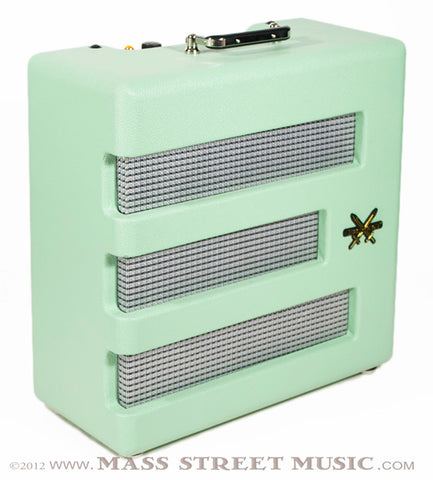Fender - Limited Ed. Excelsior Pro - Surf Green