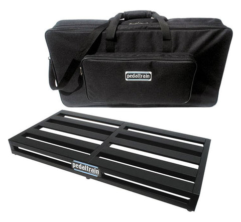 Pedaltrain Cases - Pedaltrain Pro with Soft Case