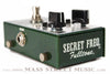 Fulltone Secret Freq Overdrive pedal - top