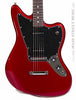 Fender Blacktop Jaguar B90 Red - front close up