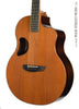 McPherson MG 3.5 acoustic guitar - angle