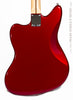 Fender Blacktop Jaguar B90 Red - back close up