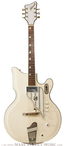 National Electric Guitars - 1962 Val-Pro