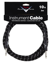 Fender 10' Black Tweed Instrument Cable