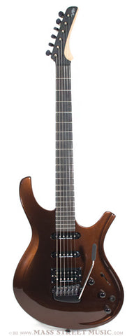 Parker Electric Guitars - Dragonfly DF624