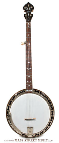 Ome Southern Cross Banjo - full front