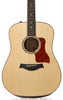 Taylor 510e acoustic guitar - front close up