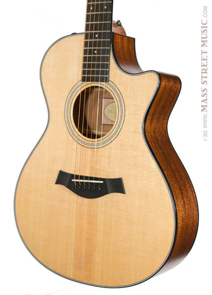 Taylor 312ce Wide Nut Mass Street Music Store