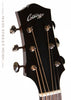 Collings CJ Mha SS SB Custom acoustic guitar front of headstock