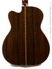 Leo Posch MGA-RW Acoustic guitar - back close