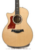 Taylor 814ce Lefty Acoustic Guitar - body