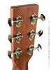 Martin 00-DB Jeff Tweedy Acoustic guitar - head back
