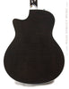 Taylor 616ce Acoustic Guitar - back close