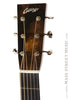 Collings OM2H Custom - front of headstock