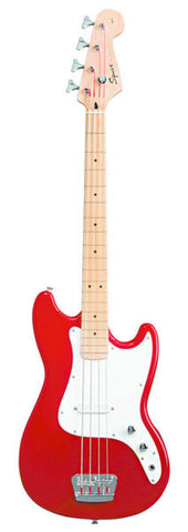 Squier - Bronco Bass - Red