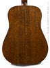 Leo Posch D-M Acoustic Guitar - back close