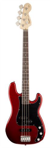 Squier - Affinity PJ Bass - Metallic Red