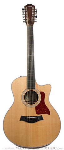 Taylor Acoustic Guitars - 456ce-FLTD 2013