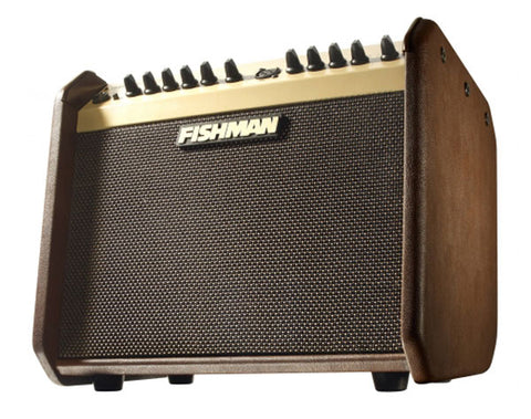 Fishman Loudbox Mini Acoustic Amp - angle front view