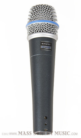Shure Beta 57A Microphone