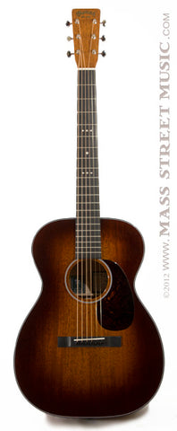 Martin 00-DB Jeff Tweedy Acoustic guitar - front full
