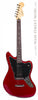 Fender Blacktop Jaguar B90 Red - front