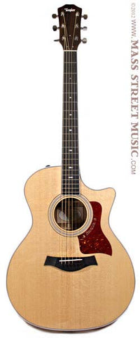 Taylor 414ce Acoustic Guitar - front full