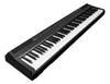 Yamaha P105B Digital Piano - angle