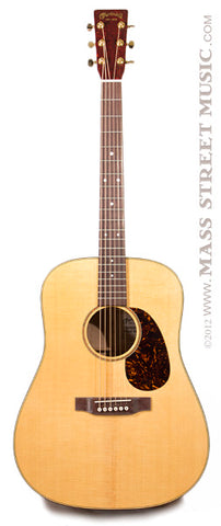 Martin Acoustic Guitars - SWDGT Smartwood