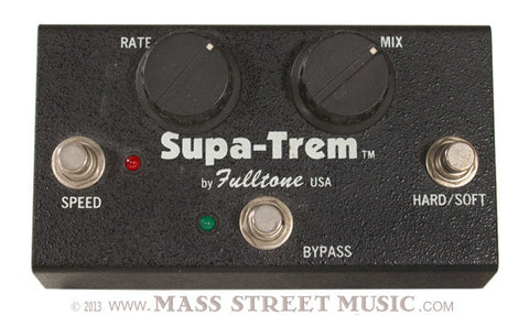 Fulltone Effect Pedals - USED Supa-Trem
