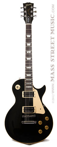 Gibson Electric Guitars - 1982 Les Paul Standard - Black