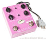 T-Rex Engineering BetaVibe Overdrive Pedal - angle left