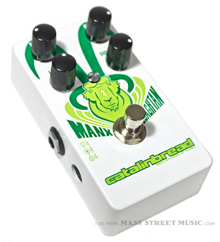 Catalinbread Manx Laughtan Fuzz - angle left