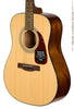 Fender CD-140S Acoustic Guitar - front angle