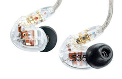 Shure Earphones - SE535 - Clear