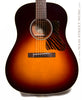 Collings CJ Mha SS SB Custom acoustic guitar front close up