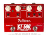 Fullton GT-500 distortion pedal - top